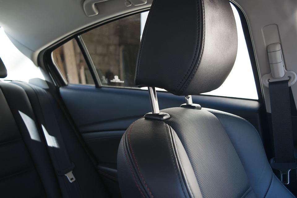 autopolstring af bilen