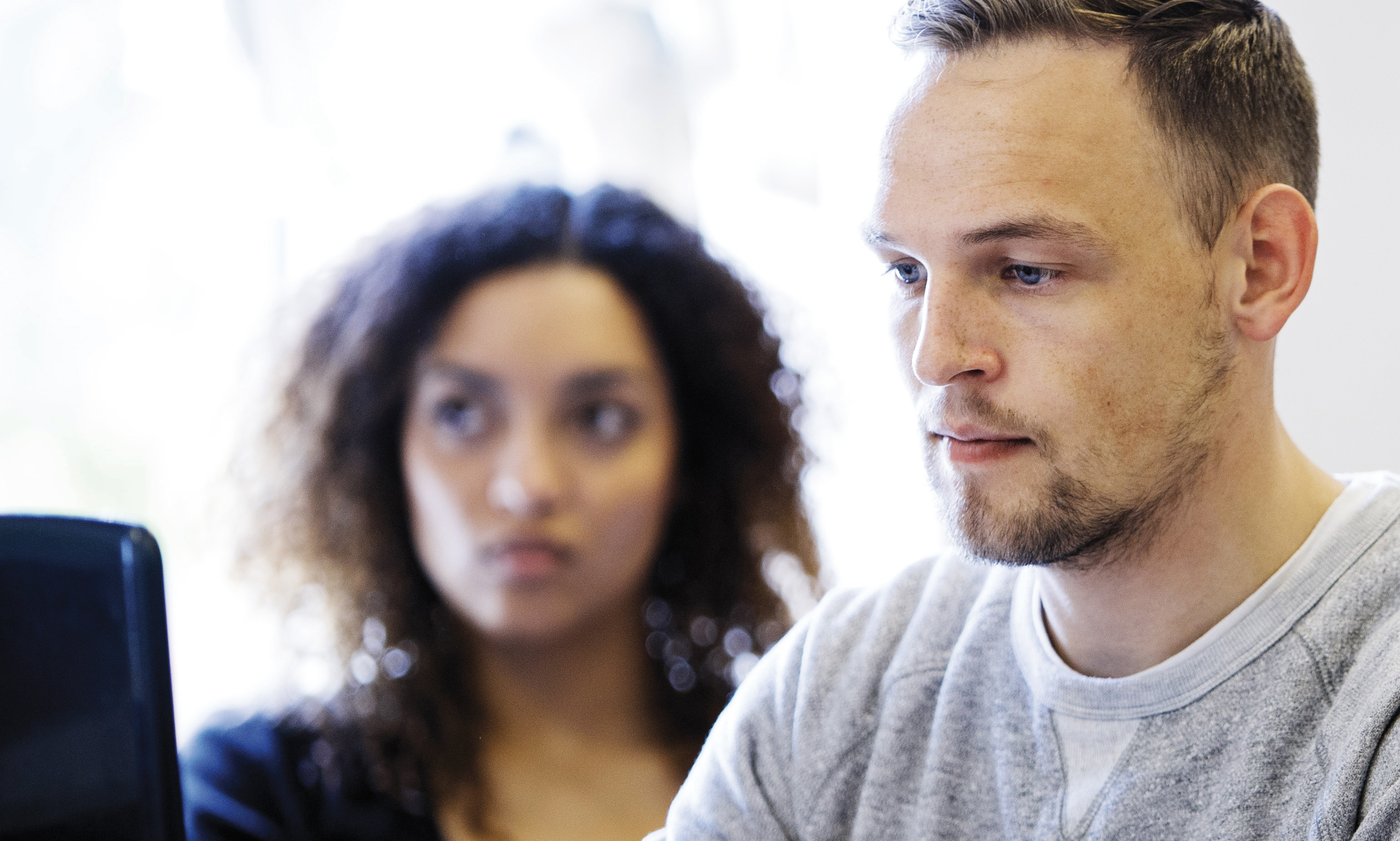 I dag skal vi tale om de tre k'er: Kristendom kultur og kommunikation. Kender du til denne uddannelse?